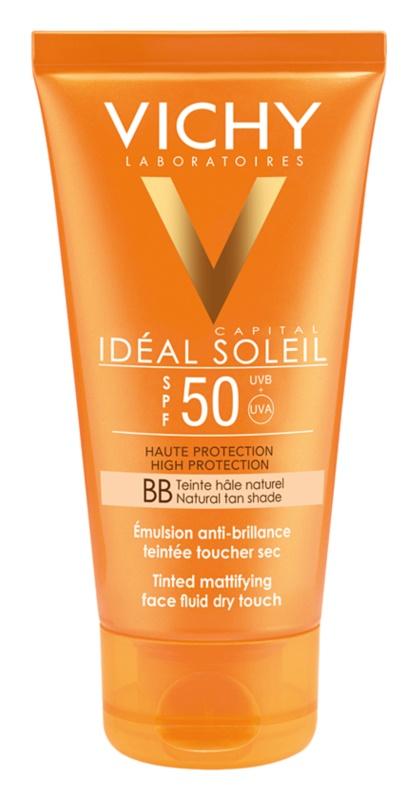 Vichy Idéal Soleil Capital BB cream matificante SPF50