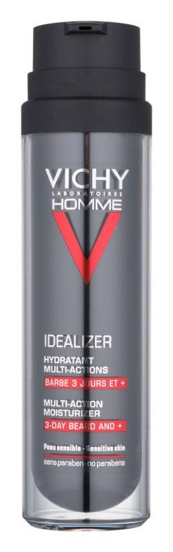 Vichy Homme Idealizer hydratační krém na obličej a vousy