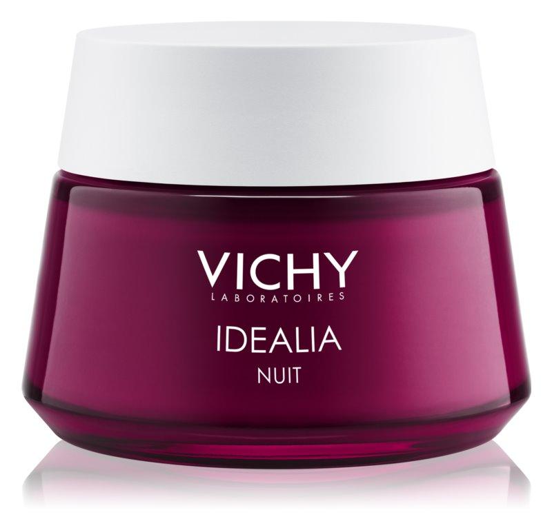 Vichy Idéalia lekki balsam regenerujący na noc