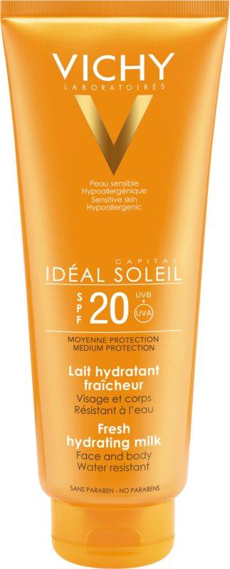 Vichy Idéal Soleil spray protetor SPF 20