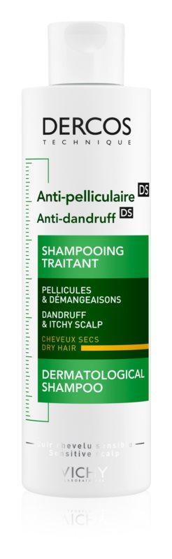 Vichy Dercos Anti-Dandruff champô anticaspa para cabelo seco