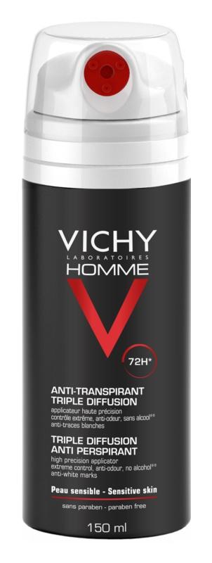 Vichy Homme Deodorant Antitranspirant Spray 72h