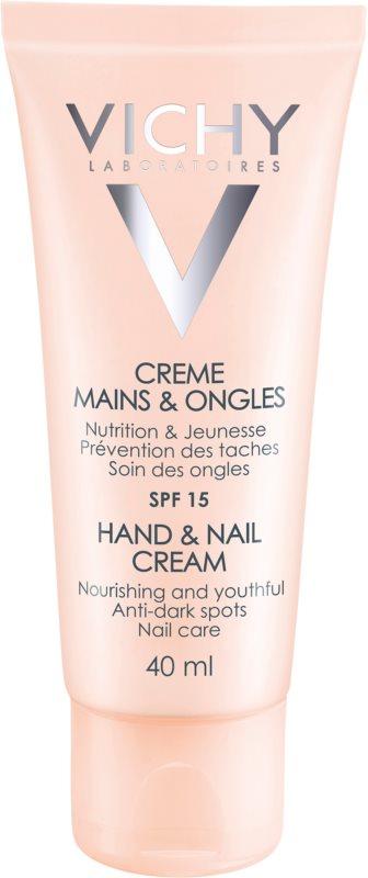 Vichy Hand & Nail поживний крем для рук та нігтів проти темних плям