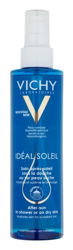 Vichy Idéal Soleil Aster Sun Olie voor Douche of Droge Huid