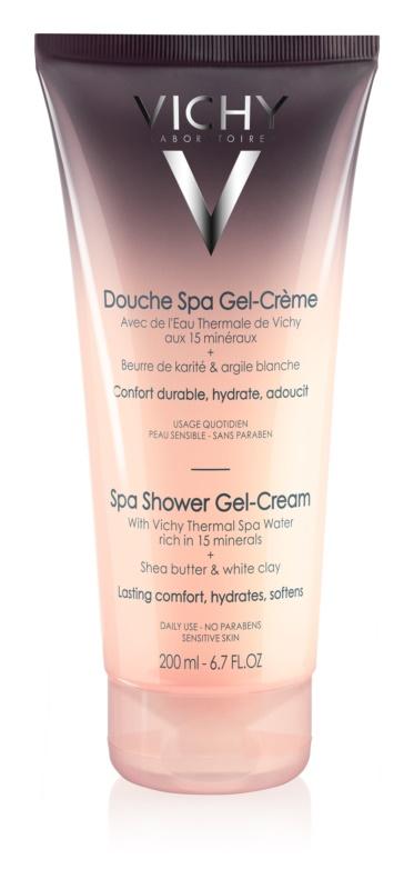 Vichy Spa Shower Gel Cream