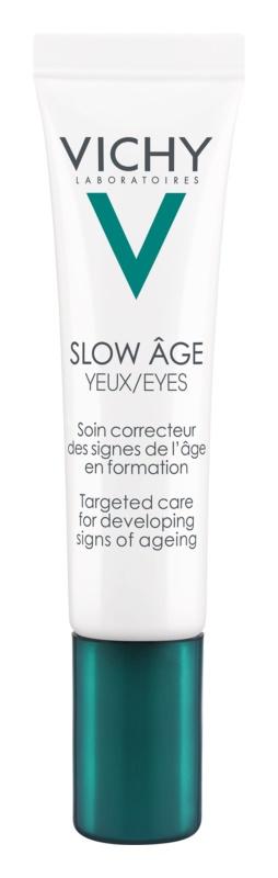 Vichy Slow Âge pielęgnacja oczu spowalniająca oznaki starzenia