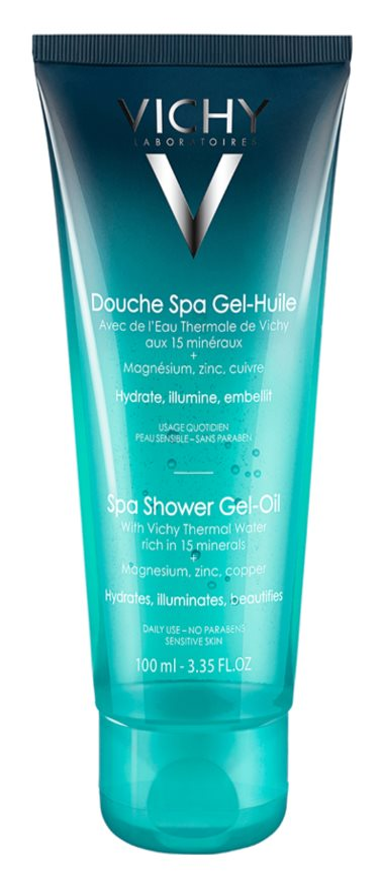 Vichy Spa Shower Gel Oil