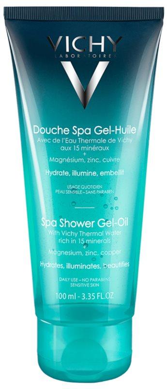 Vichy Spa sprchový gel-olej