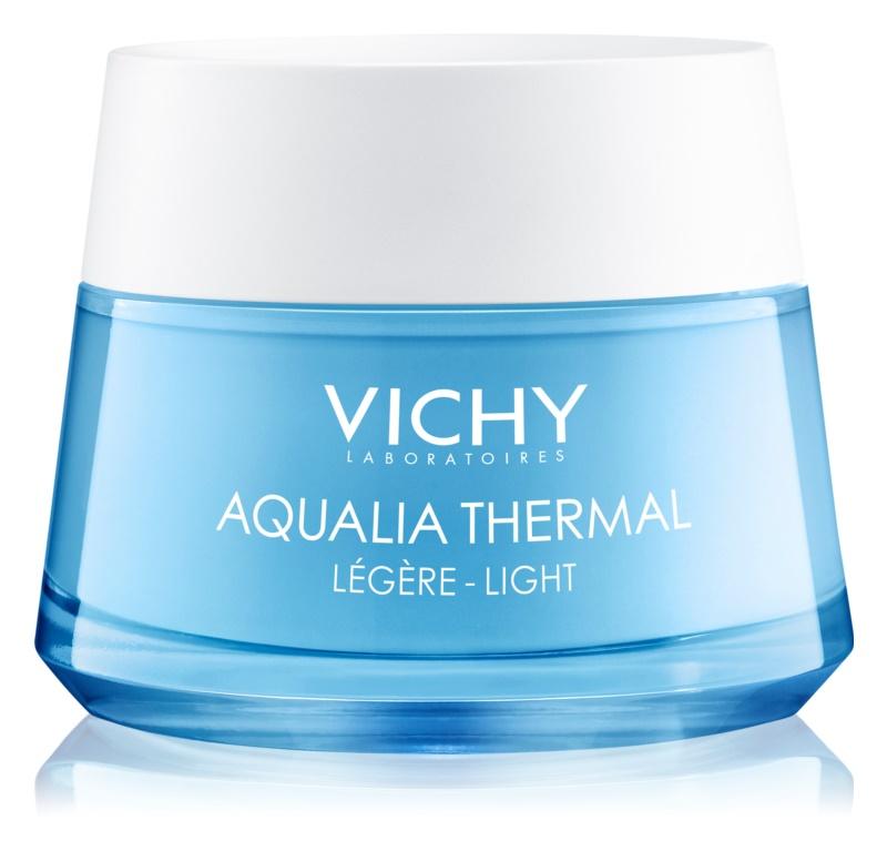 Vichy Aqualia Thermal Light blaga hidratantna krema za normalnu i mješovitu osjetljivu kožu lica