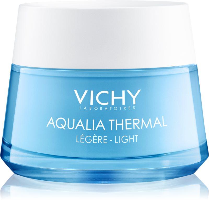 Vichy Aqualia Thermal Light ľahký hydratačný krém pre normálnu až zmiešanú pleť