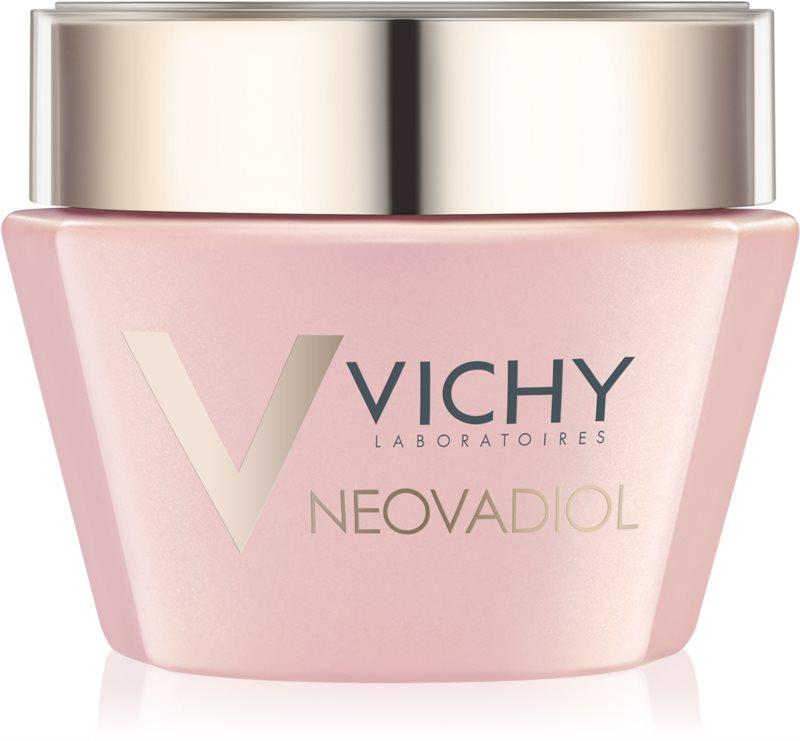 Vichy Neovadiol Rose Platinium crema giorno illuminante e rinforzante per pelli mature