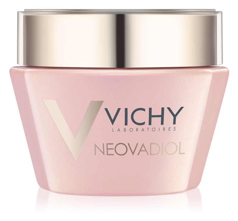 Vichy Neovadiol Rose Platinium rozjasňujúci a posilňujúci denný krém pre zrelú pleť