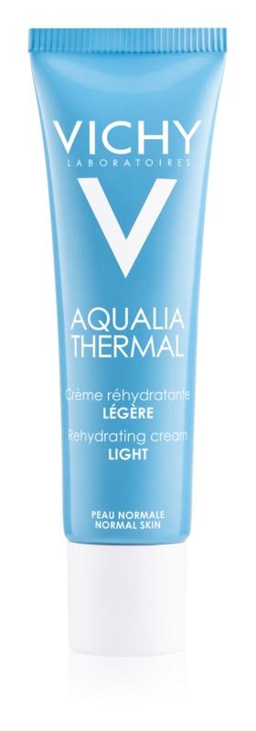 Vichy Aqualia Thermal Light leichte feuchtigkeitsspendende Creme für normale und gemischt empfindliche Haut