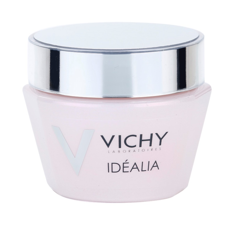 Vichy Idéalia, wygładzający i rozjaśniający krem do skóry..
