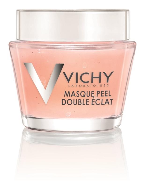 Vichy Mineral Masks rozjasňujúca pleťová peelingová maska