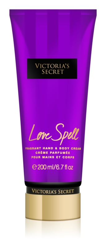 Victoria's Secret Love Spell Body Cream for Women 200 ml