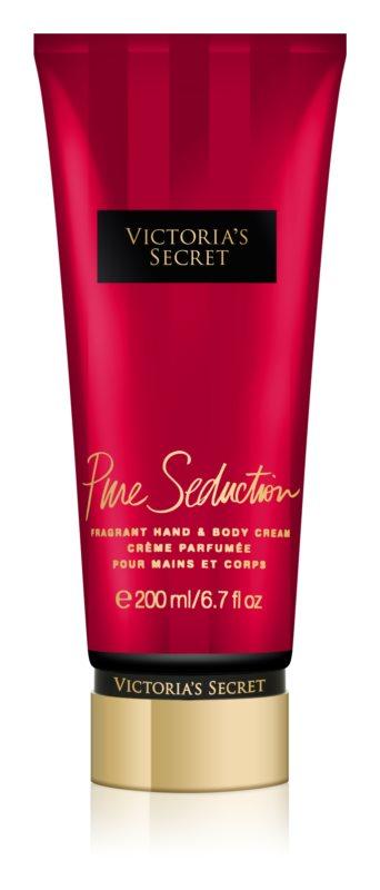 Victoria's Secret Pure Seduction tělový krém pro ženy 200 ml