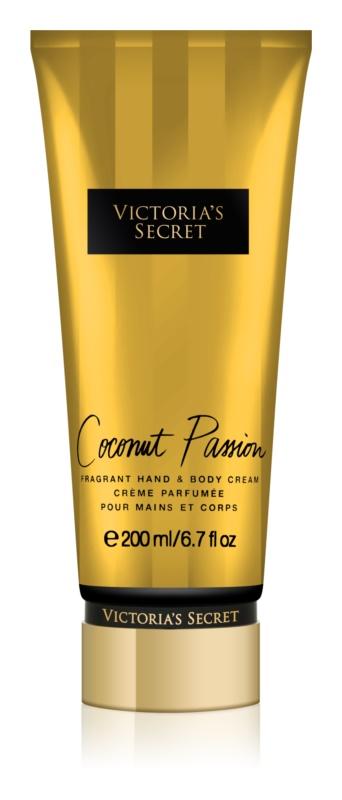 Victoria's Secret Coconut Passion crème corps pour femme 200 ml