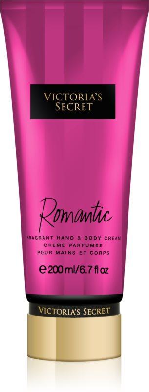 Victoria's Secret Romantic krem do ciała dla kobiet 200 ml