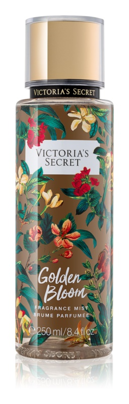 Victoria's Secret Golden Bloom spray corpo per donna 250 ml