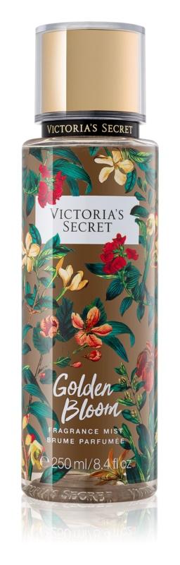Victoria's Secret Golden Bloom tělový sprej pro ženy 250 ml