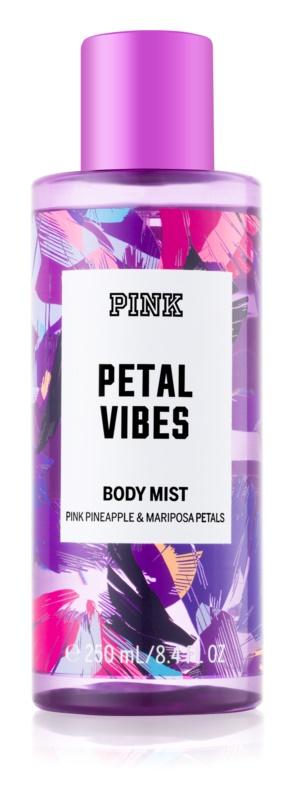 Victoria's Secret PINK Petal Vibes testápoló spray nőknek 250 ml