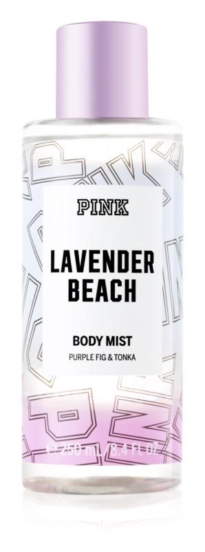 Victoria's Secret PINK Lavender Beach spray pentru corp pentru femei 250 ml