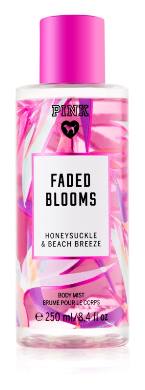 Victoria's Secret PINK Faded Blooms Body Spray for Women 250 ml