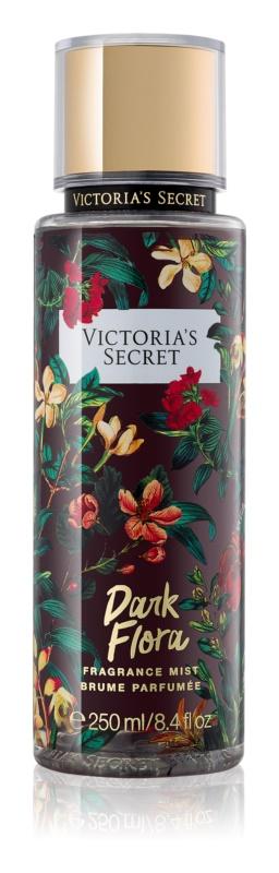 Victoria's Secret Dark Flora tělový sprej pro ženy 250 ml