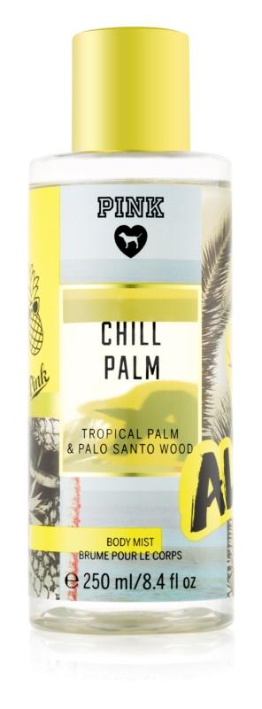Victoria's Secret PINK Chill Palm spray corporel pour femme 250 ml
