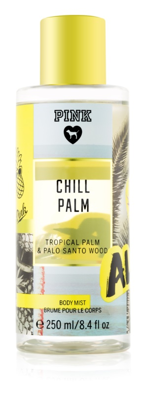 Victoria's Secret PINK Chill Palm spray pentru corp pentru femei 250 ml