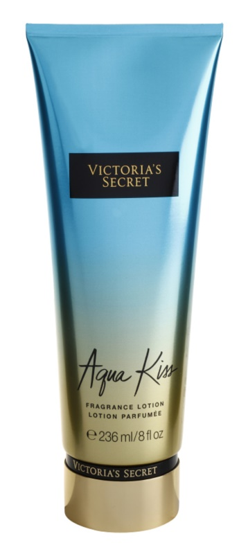 Victoria's Secret Aqua Kiss Körperlotion für Damen 236 ml