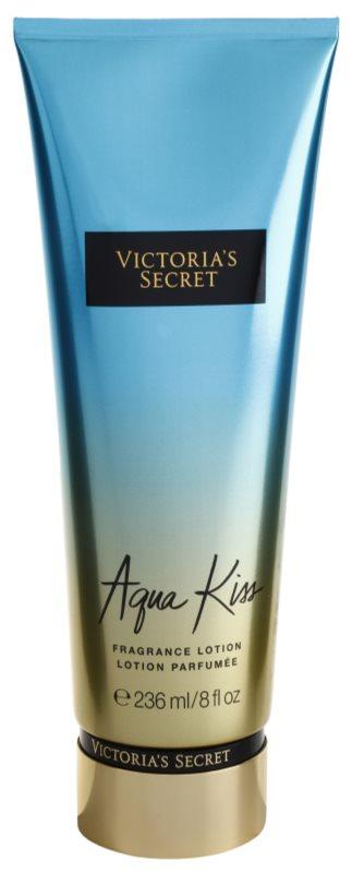 Victoria's Secret Aqua Kiss leche corporal para mujer 236 ml