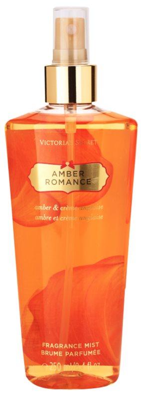 Victoria's Secret Amber Romance telový sprej pre ženy 250 ml
