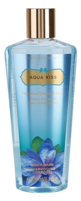 Victoria's Secret Aqua Kiss Rain-kissed Freesia & Daisy gel doccia per donna 250 ml