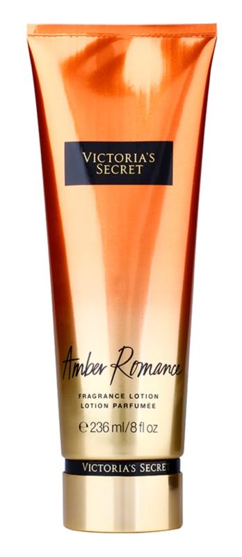 Victoria's Secret Amber Romance Body Lotion for Women 236 ml