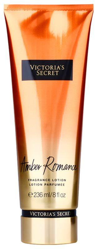 Victoria's Secret Amber Romance latte corpo per donna 236 ml