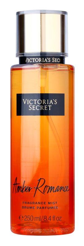 Victoria's Secret Amber Romance спрей для тіла для жінок 250 мл
