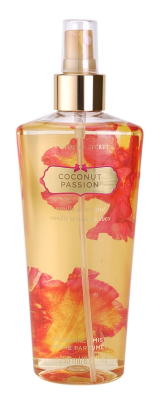 Victoria's Secret Coconut Passion Vanilla & Coconut Body Spray for Women 250 ml