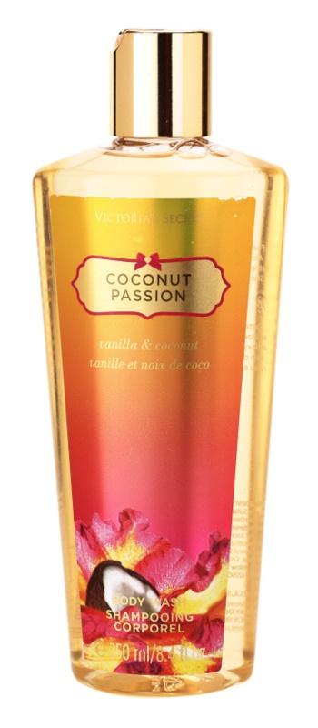 Victoria's Secret Coconut Passion Vanilla & Coconut sprchový gél pre ženy 250 ml