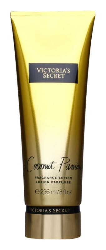 Victoria's Secret Fantasies Coconut Passion telové mlieko pre ženy 236 ml
