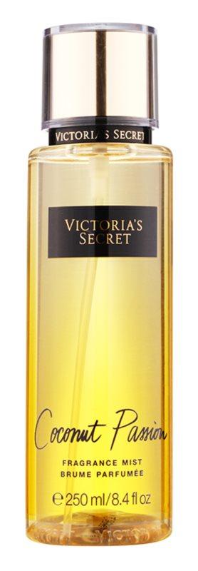 Victoria's Secret Coconut Passion telový sprej pre ženy 250 ml