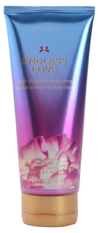 Victoria's Secret Endless Love crème corps pour femme 200 ml