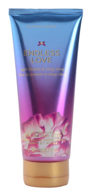 Victoria's Secret Endless Love telový krém pre ženy 200 ml