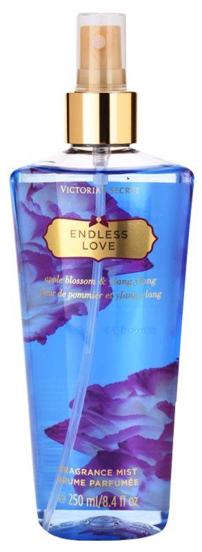Victoria's Secret Endless Love testápoló spray nőknek 250 ml