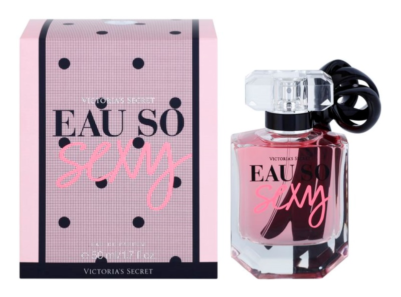 Victoria's Secret Eau So Sexy Eau de Parfum for Women 50 ml