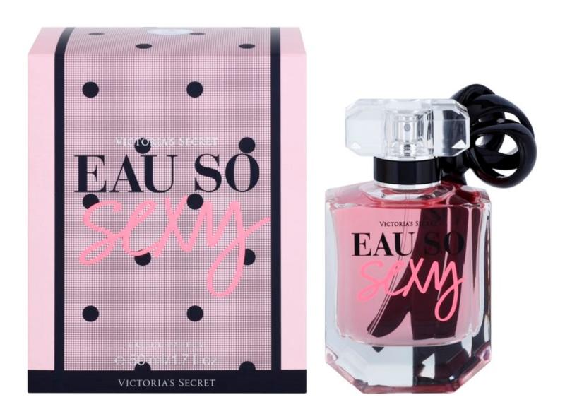 Victoria's Secret Eau So Sexy Eau de Parfum para mulheres 50 ml