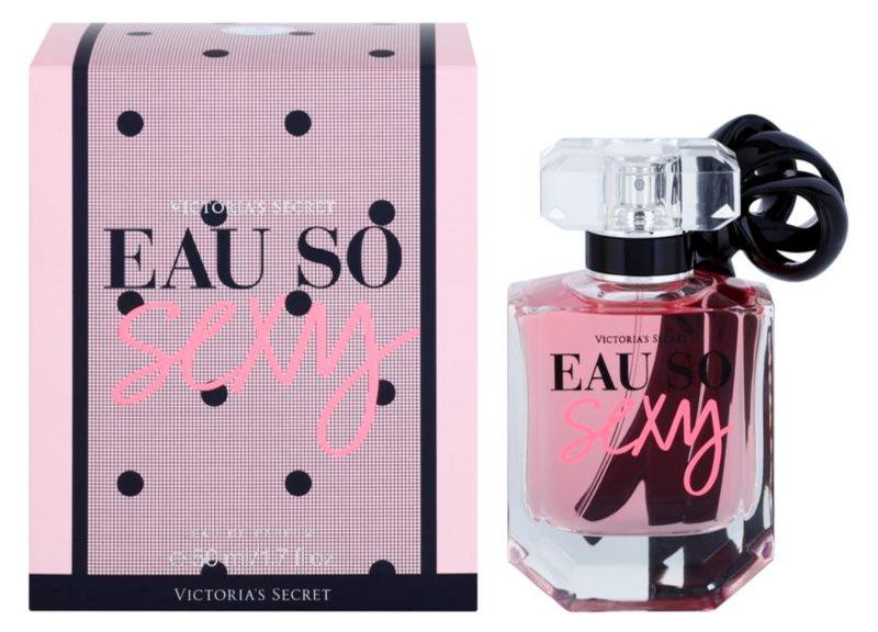 Victoria's Secret Eau So Sexy eau de parfum pentru femei 50 ml