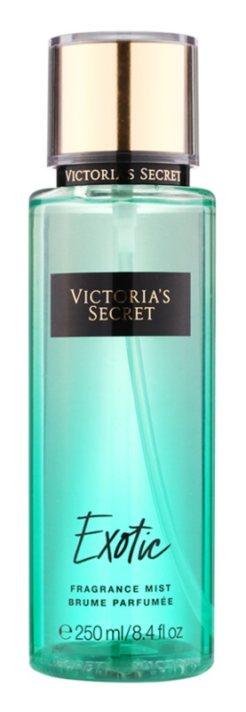 Victoria's Secret Exotic tělový sprej pro ženy 250 ml
