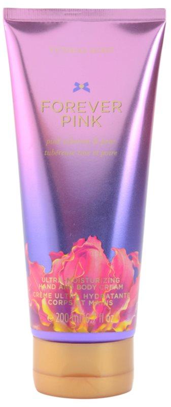 Victoria's Secret Forever Pink crema corpo per donna 200 ml
